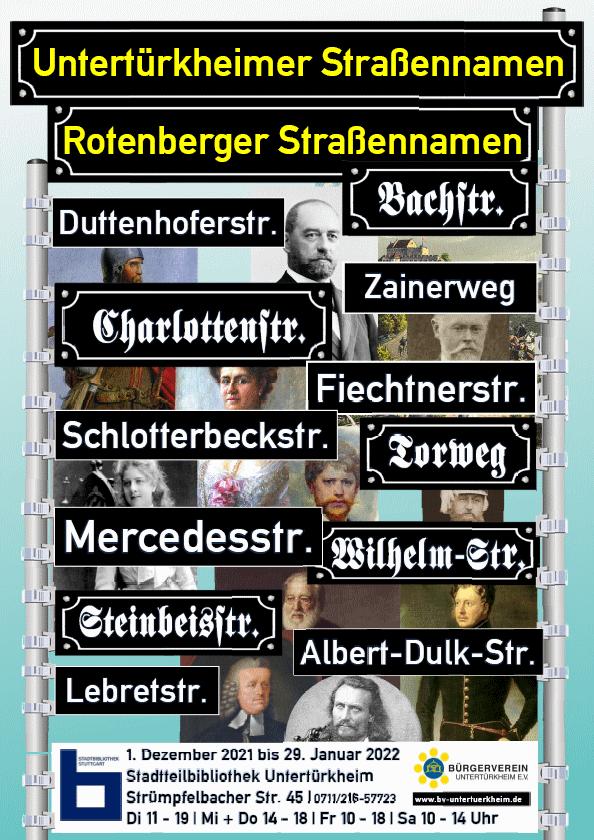 Straßennamen